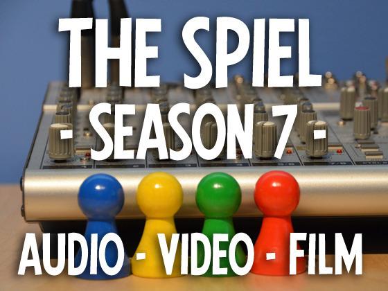 The spiel logo